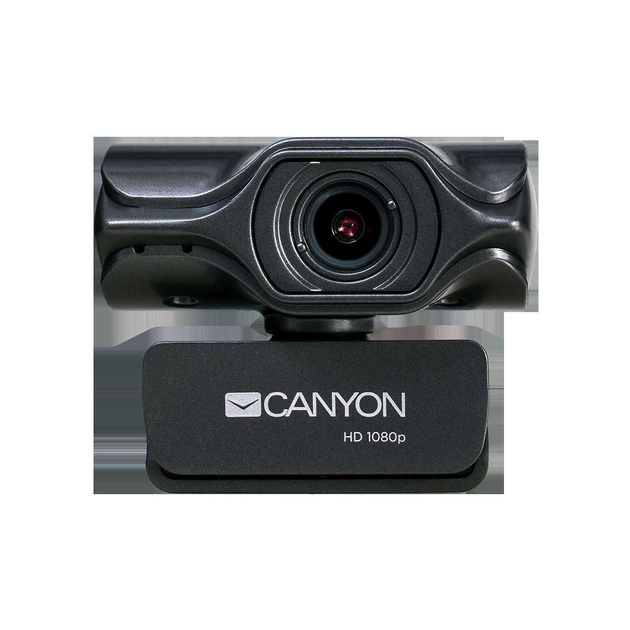 Canyon 2K UHD Web Camera with Mic